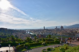 Florence Piazzale Michelangelo