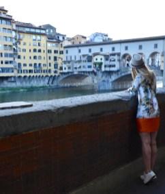 Ponte Vecchio (Old Bridge) Florence