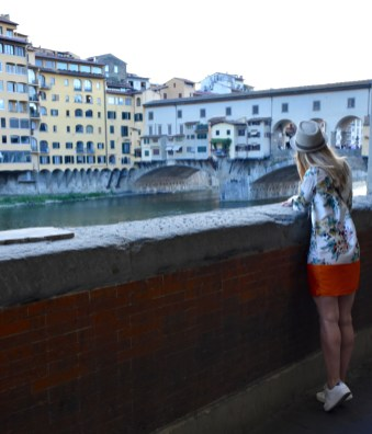 Ponte Vecchio (Old Bridge) Florence