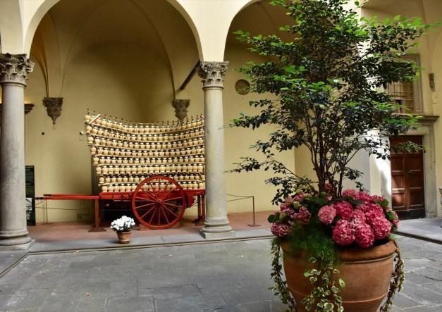 Antinori Mansion, Florence, Italy