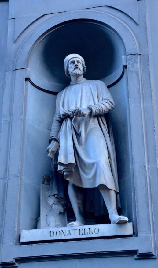 """The Uffizi Gallery or """"Galleria degli Uffizi"""""""