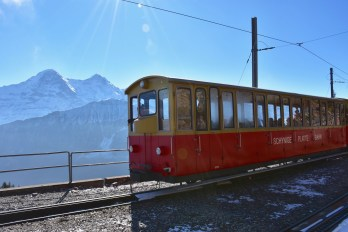 Schynige Platte, The historical train