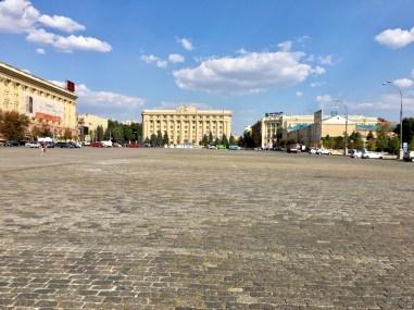Svobody (Freedom) Square