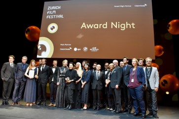 Winners of 13th Zurich Film Festival