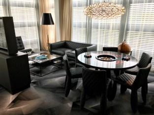 Kameha Grand Zürich, the Gentleman Suite