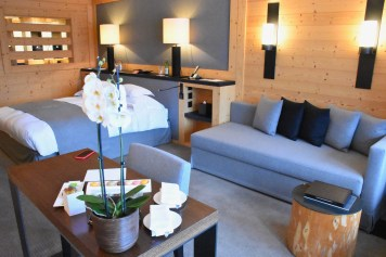 My room at Park Gstaad