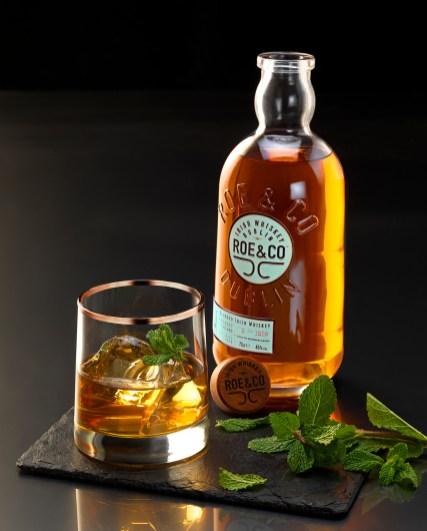 Roe & Co New Blended Irish Whiskey
