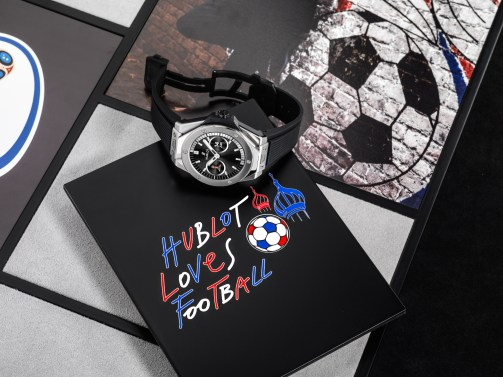 Baselworld 2018, Hublot, Big Bang Referee 2018 FIFA World Cup Russia™