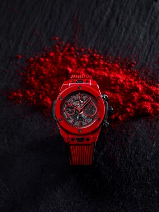 Baselworld 2018, Hublot BIG BANG UNICO RED MAGIC