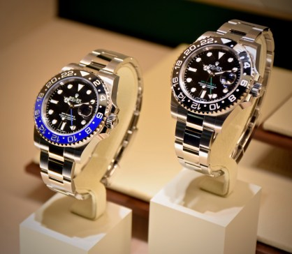 Baselworld 2018, Rolex GMT-MASTER II