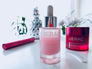 LIERAC Moisturizing Serum, LIERAC Magnificence Precision Eye Care, LIERAC Magnificence Day & Night Cream-Gel