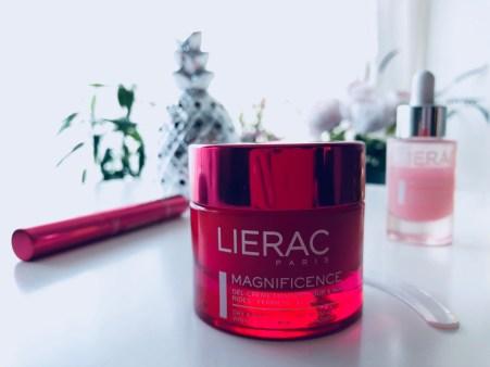 LIERAC Magnificence Day & Night Cream-Gel, LIERAC Moisturizing Serum, LIERAC Magnificence Precision Eye Care