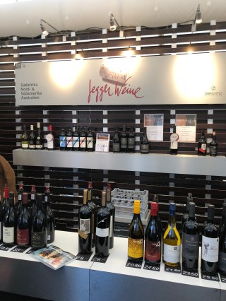 EXPOVINA, the wine festival in Zurich