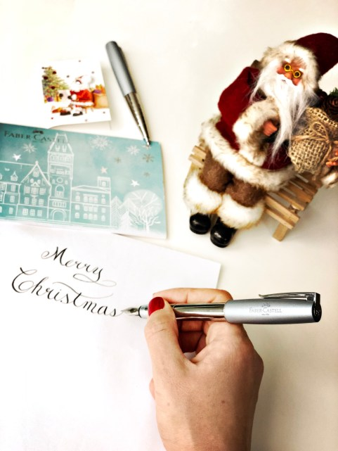 Faber-Castell Christmas collection