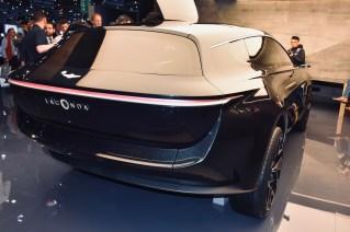 ASTON MARTIN LAGONDA - Lagonda All-Terrain Concept