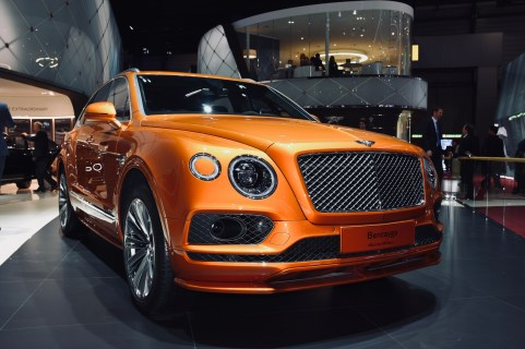 BENTLEY MOTORS - Bentayga Speed