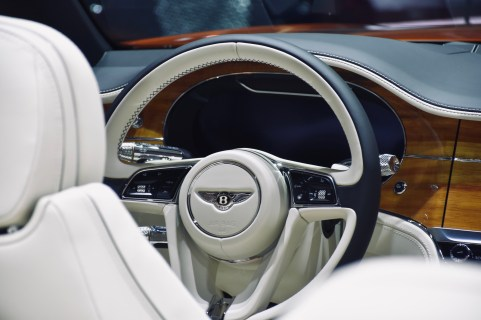 BENTLEY MOTORS - Continental GT Convertible