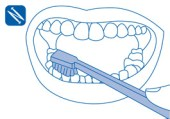 ORRECT BRUSHING TECHNIC FROM CURAPROX