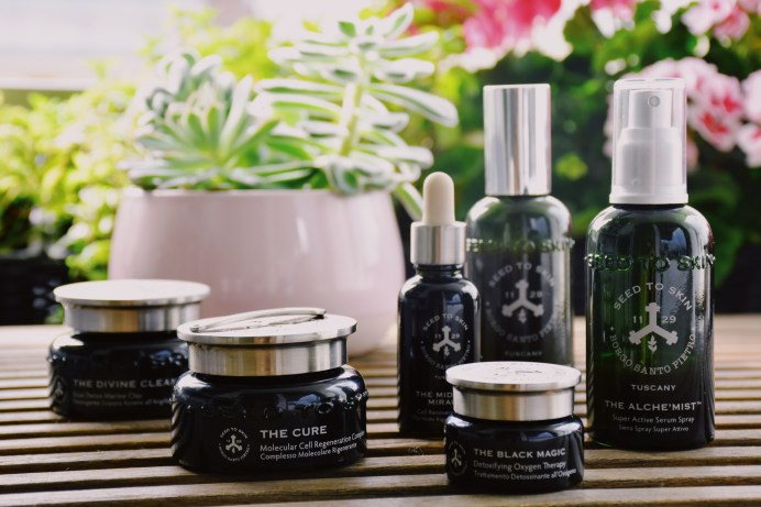Seed To Skin skincare products