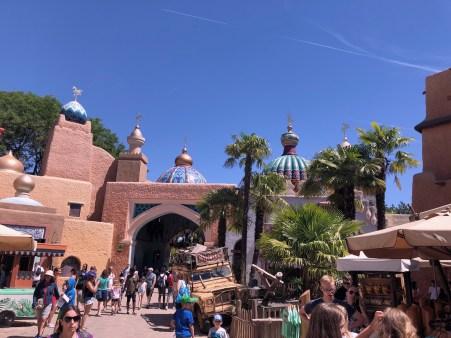 Disneyland Paris, Disneyland Park, Le Passage Enchanté d'Aladdin