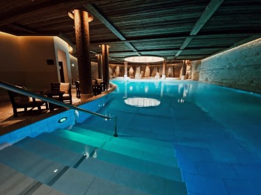 The Alpina Gstaad, The Six Senses Spa