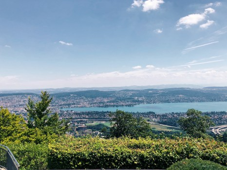 Uetliberg, Zurich, Switzerland