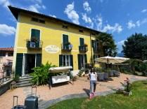 The Hotel Villa Carona, Switzerland