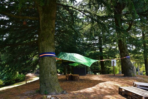 Tree Tent, Parco San Grato, Hotel Villa Carona