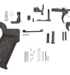 standard lower parts kit [ 2000 x 1333 Pixel ]