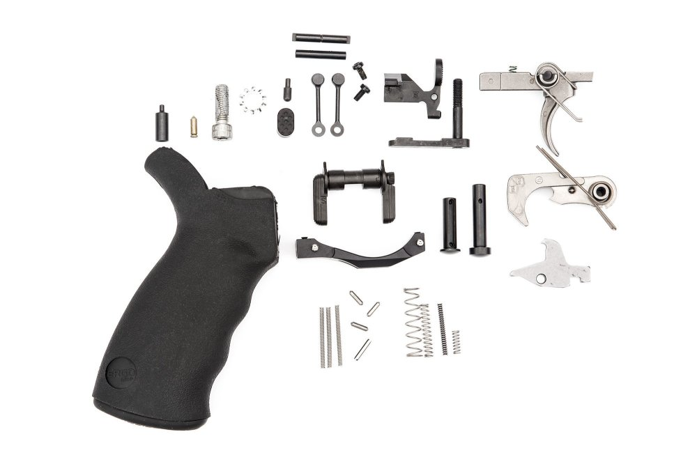 medium resolution of enhanced lower parts kit