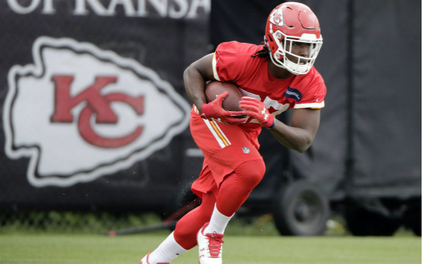 Fantasy Football The Top 10 Rookie Running Backs for 2017