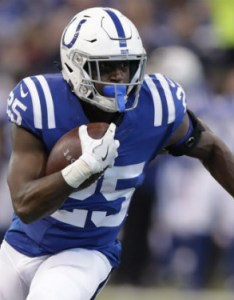 Marlon mack rb indianapolis colts also fantasy football players you can drop after week rh numberfire