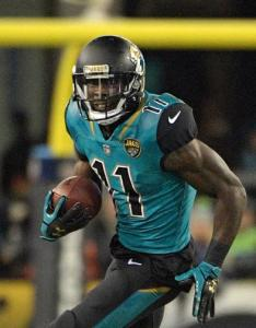 Jacksonville has an intriguing wide receiver depth chart why is lee  safe bet to be fantasy relevant in also marqise the jaguars  you want rh numberfire