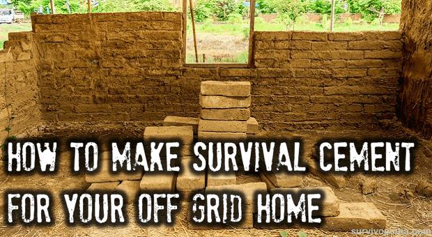 Survival Cement