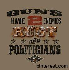guns and rust