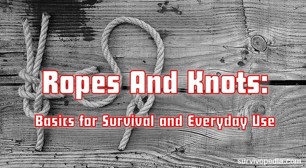 Survivopedia knots and ropes