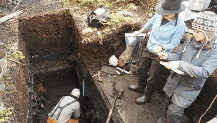 Archaeological Discovery In Canada Leads To Groundbreaking Revelation - Peeling Away the Layers