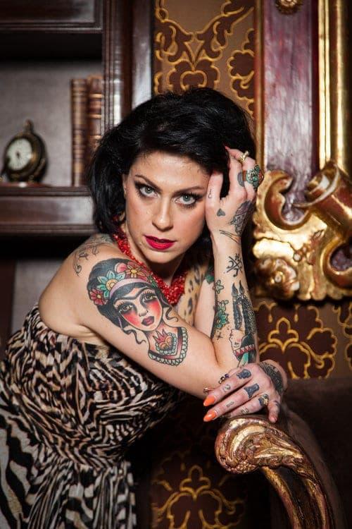 American Picker Danielle Tattoo : american, picker, danielle, tattoo, American, Pickers, Tattoo