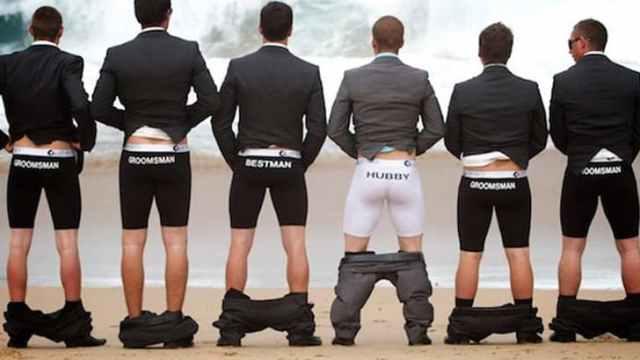 Drop The Pants