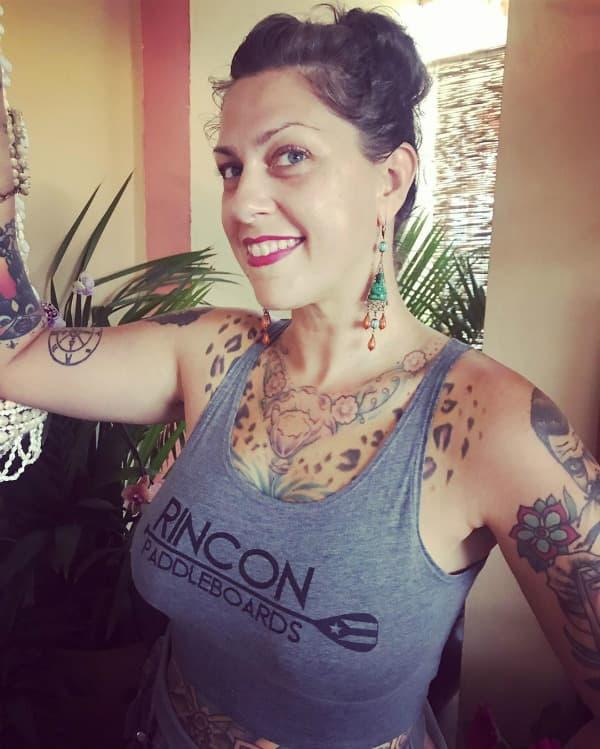 American Picker Danielle Tattoo : american, picker, danielle, tattoo, Danielle, Colby's, Choice, Affect, American, Pickers?, Cleverst