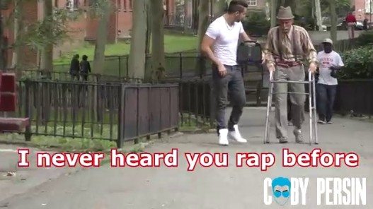 cached grandpa raps in