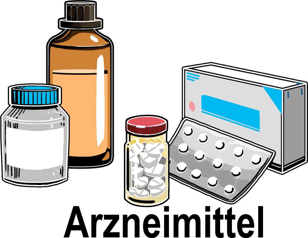 Arzneimittel und Drogen online lernen