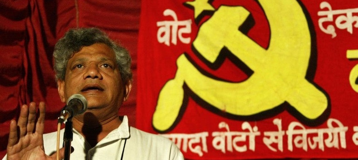 Why Sitaram Yechury fought his own party to tie up with the Congress in Bengal