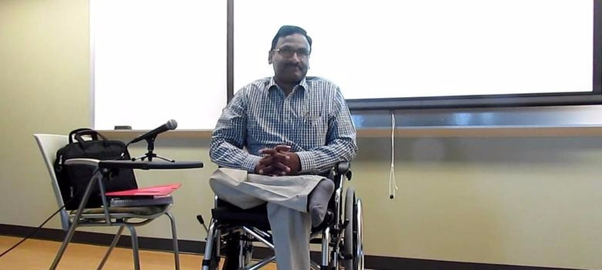 Bruised but not broken: Bail for Delhi professor GN Saibaba is a boost for all rights activists