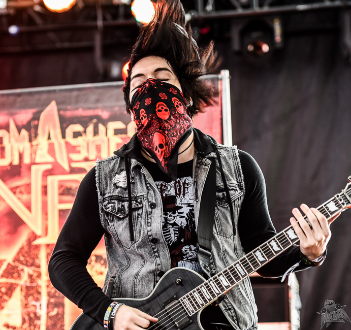 Photos: FROM ASHES TO NEW at ROCK ALLEGIANCE - Rocked