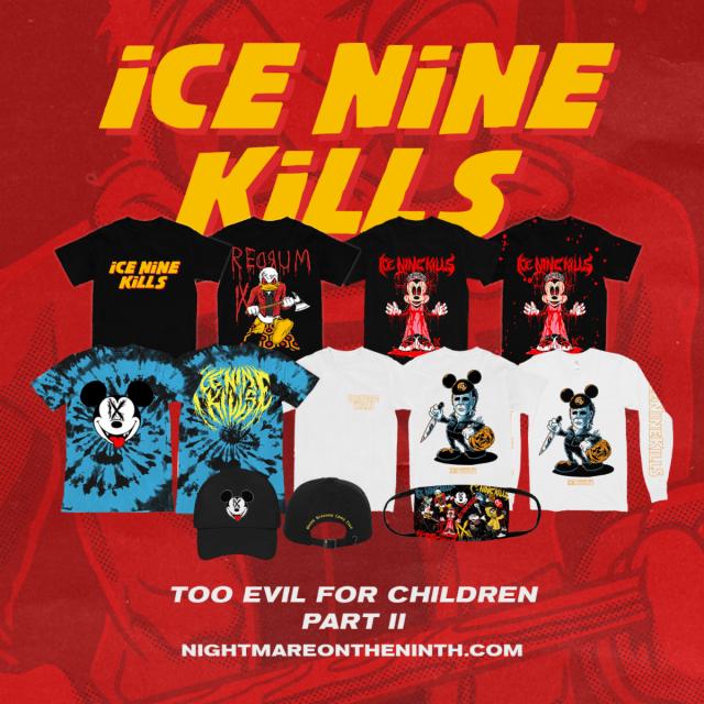 Ice Nine Kills Too Evil for Children
