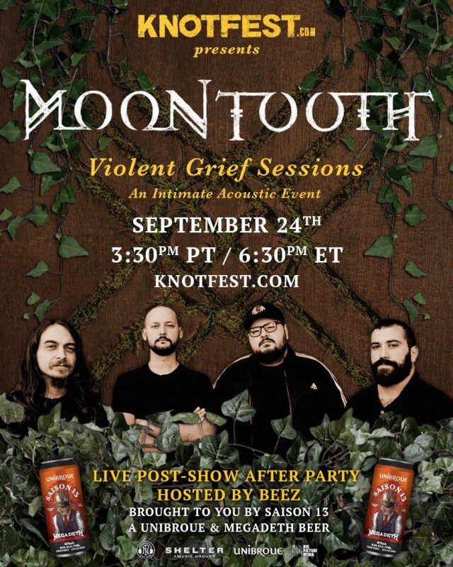 moon tooth violent grief sessions