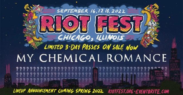 Riot Fest 2022