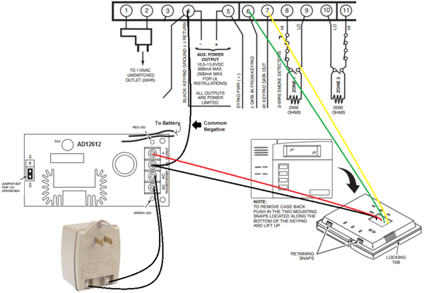 rj31x wiring diagram 1985 ford ranger honeywell 6160 : 29 images - diagrams | edmiracle.co
