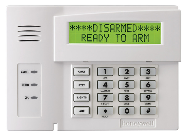 Ademco Security System